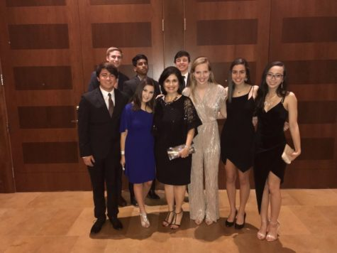 Choir students represent Coppell High School at All-State