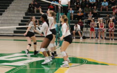 Coppell Cowgirls win their 37th game of the season against Garland Naaman Forest