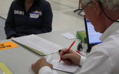 Lakeside Elementary hosts a local election for Constitutional amendments on Tuesday