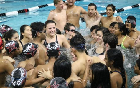 Vaquero Battle swim meet unites CHS swimmers in fun competition
