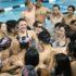 Vaquero Battle swim meet unites CHS swimmers in fun competition