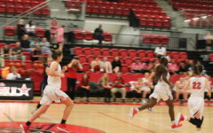 Coppell Cowgirls Basketball team plays second game of the season