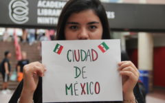Students from all over Mexico show their support after massive earthquake in Mexico City