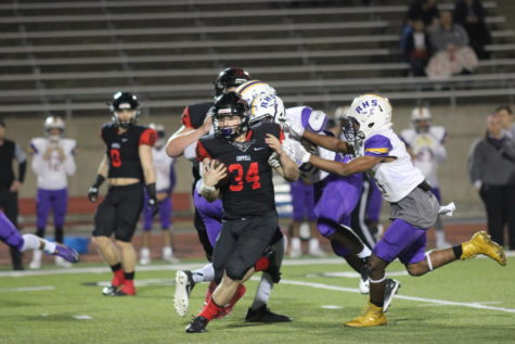 Showtime: Coppell football begins its quest for a state title with playoff opener