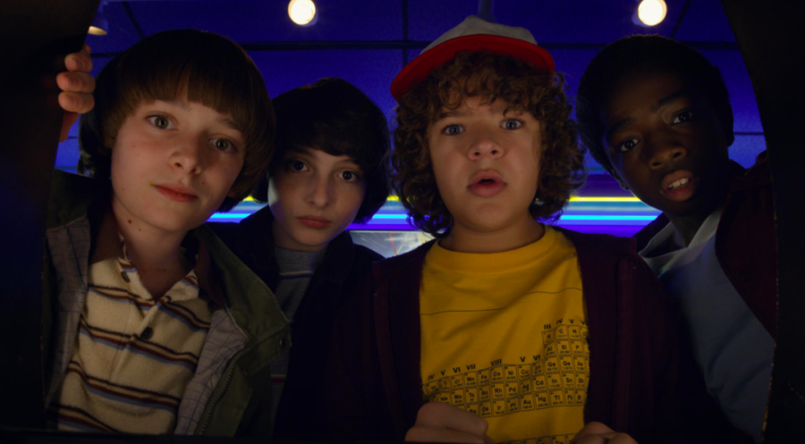 Season one of Netflix's original show Stranger Things released on July 15, 2016 and received lots of popularity within weeks. Season two recently released on Halloween.