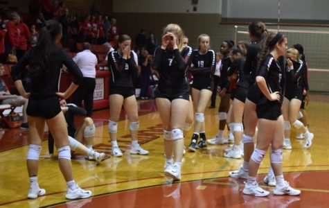 Coppell loses to College Park in four sets