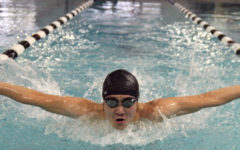 Moving from South Korea to Texas, Chang transitions from taekwondo to swimming