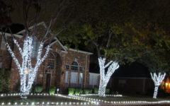 Coppell community brightens up with twinkling lights for the holiday season
