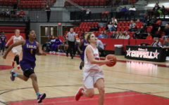 Cowgirls fall short to Richardson in a tight game