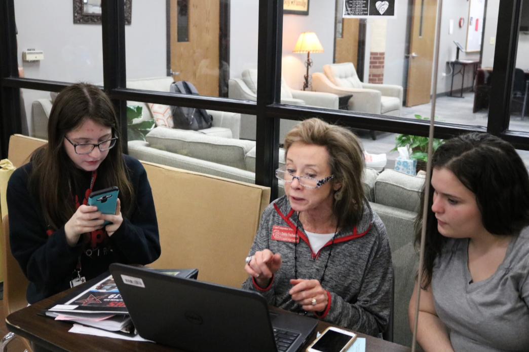 Monday is the last day to submit course requests online at Coppell High School. For the first time, the process will be done digitally through the home access center.