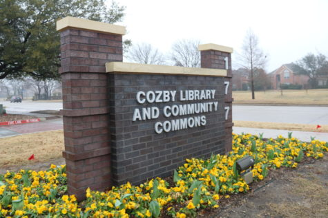 The Cozby Library and Community Commons is a public library in Coppell which many Coppell High School students attend. Author Jennifer Mathieu will visit the library on Saturday to promote her book and speak about the craft of writing.