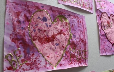 Transitional Pathway students raise money through Valentines Cards