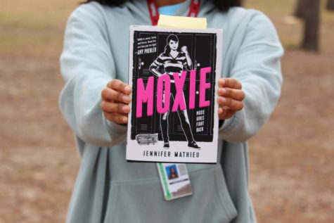 The Sidekick's Wren Lee reviews Moxie by Jennifer Mathieu for the upcoming authors event at William T. Cozby Public Library on Feb. 24.. She also connects the novel with the Riot Grrrl movement, which is an underground feminist punk movement that originated in the 1990s.