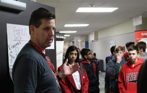On the Spot: Student tours taking place as eighth graders plan for the future