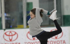 Lariette to figure skater, Kate Strong shreds the ice