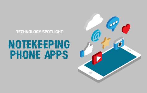 Technology Spotlight: Notekeeping Phone Apps