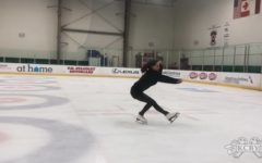 Freeze frame: Coppell figure skater at ease on ice