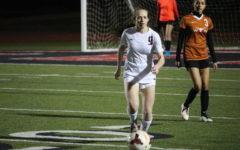 Coppell girls varsity soccer defeat WT White