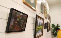 """""""Shades of Green"""" gallery opens on Friday at George Coffee and Provisions shop"""