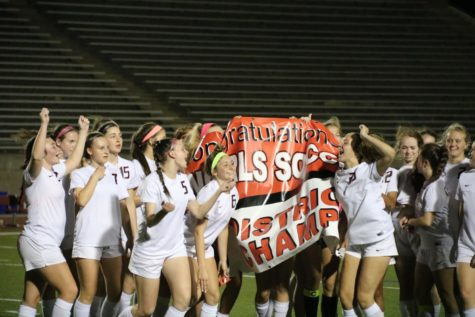 Cowgirls capture district championship