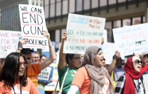 Young Dallas activists advocate for change in March For Our Lives (with video)
