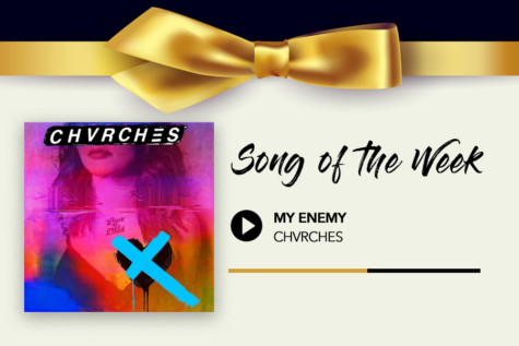 """Song of the Week: """"My Enemy (feat. Matt Berninger)"""" – CHVRCHES"""