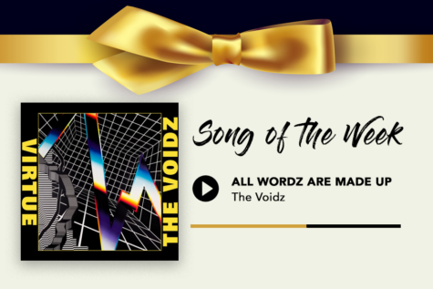 """Song of the Week: """"All Wordz Are Made Up"""" - The Voidz"""
