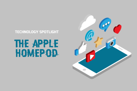 Technology Spotlight: The Apple Homepod