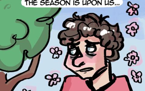 "The Sidekick Strip #7: ""The Season is Upon Us"""