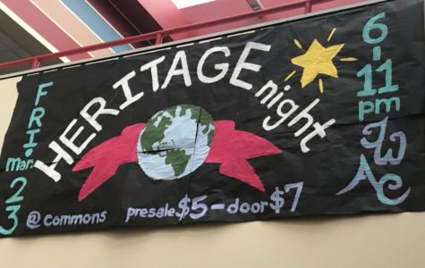 On the Spot: CHS students prepare for Heritage Night