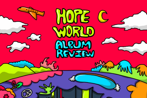BTS rapper j-hope brings hope into the world with record-breaking album