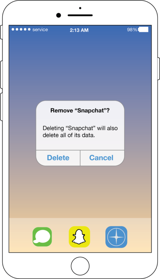 Ever since the Snapchat update was released, it has caused discontent among the users. The confusion that the update is creating has sparked a lot of negative feedback, causing many users to delete the app.