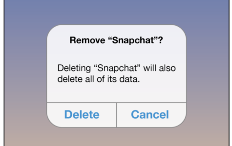 The New Snapchat update creates discontent among users