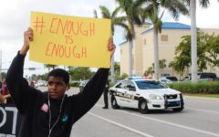 Nation-wide reaction to gun violence