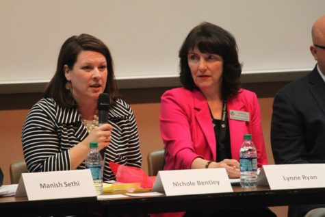 Board of Trustees forum emphasizes community engagement, combats cheating