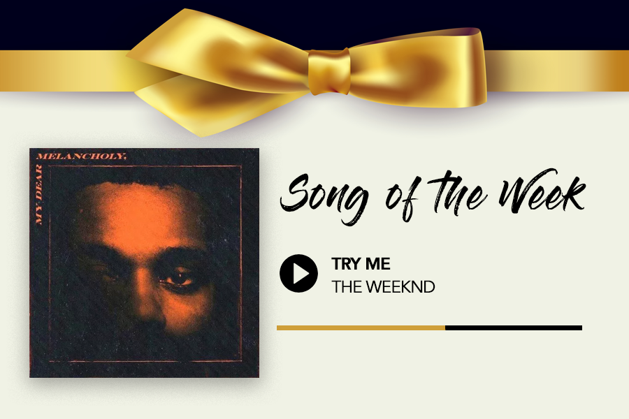 """Song of the Week: """"Try Me"""" - The Weeknd"""