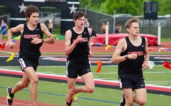 Coppell places first overall in district track meet
