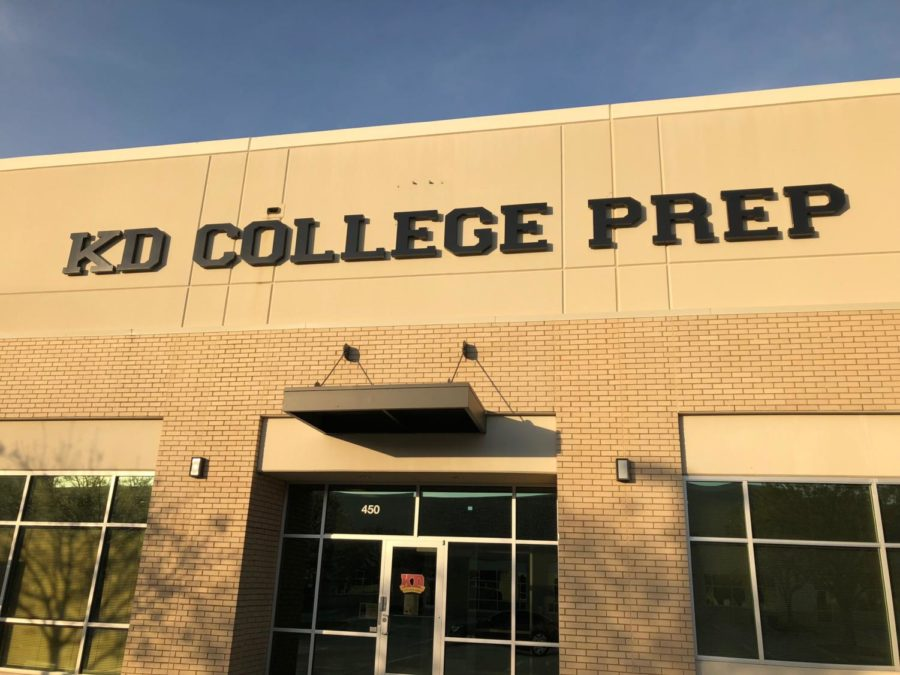 KD College Prep is facility that tutors students for the SAT and ACT, standardized tests that most high school students take before college. Coppell High School sophomores Claire Clements and Nicholas Pranske explore the benefits and drawbacks of standardized testing.