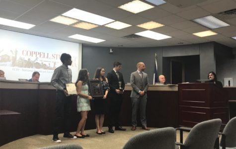 Sidekick, KCBY media programs recognized at April Board meeting