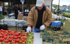 Residents venture to the Coppell Farmer's Market and ecoCoppell Earth Fest on saturday