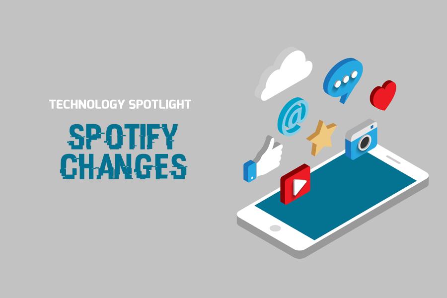 Technology Spotlight: Spotify Changes