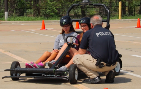 On the Spot: Forensics classes experience effects of driving under influence of alcohol, drugs