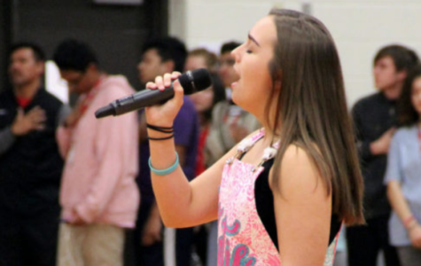 On the Spot: Senior students auditioning to perform at end of year senior events