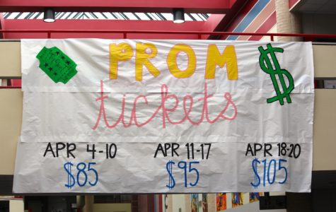 On the Spot: Prom tickets now on sale