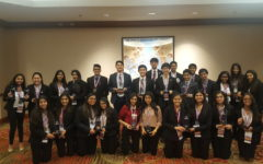 DECA brings record competitors to international competition