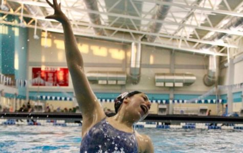 My happy ending: Why I am not continuing synchronized swimming in college