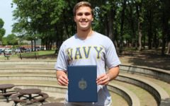 Senior Pierce McFarlane to attend dream school US naval academy