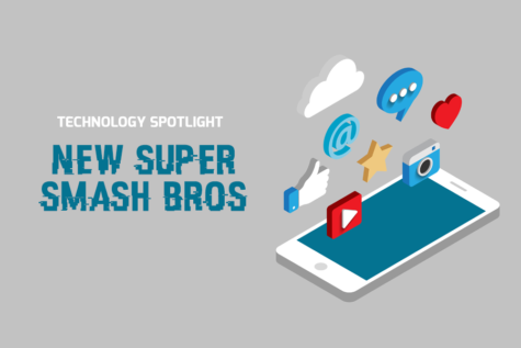 Technology Spotlight: New Super Smash Bros