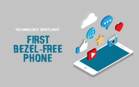 Technology Spotlight: First Bezel-Free Phone