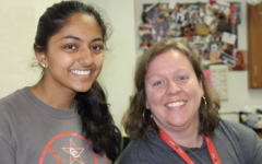 Students recognize teachers' hardwork for Teacher Appreciation Week (with video)